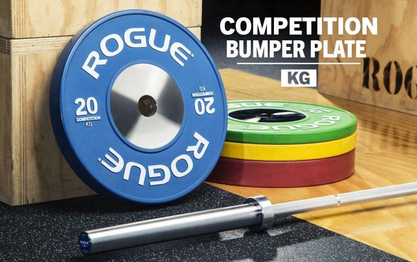 rogue bumper plates crossfit Newquay